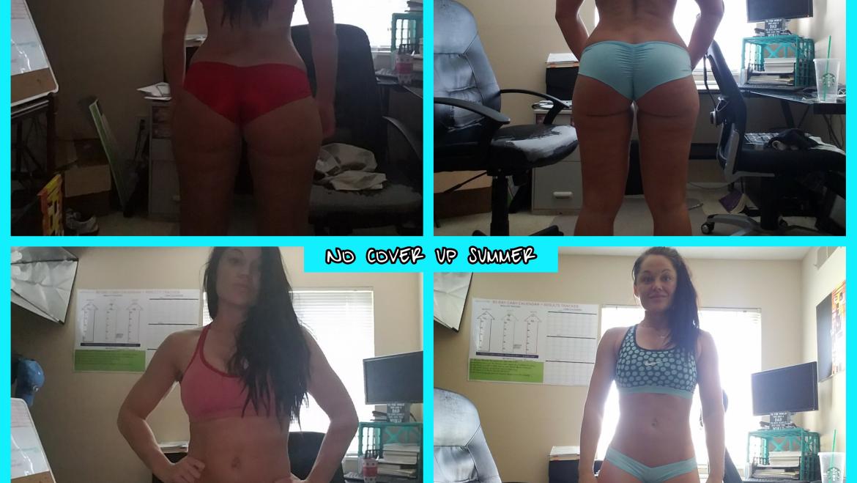 Case Study: My Personal Women's Fat Loss Journey