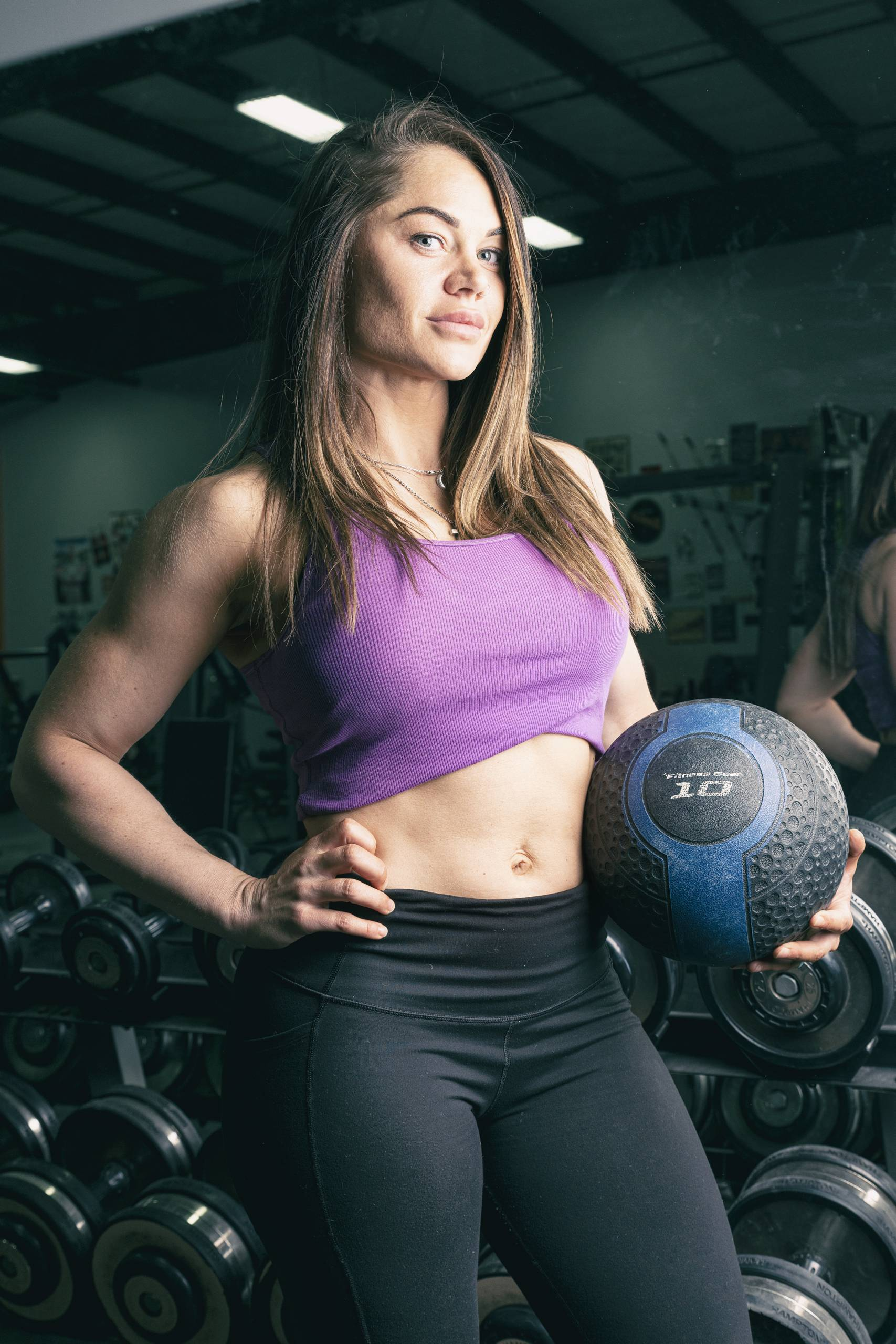 Jacqueline Sobotka Fitness and Nutrition Coaching